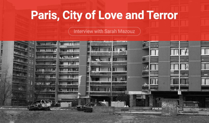 Paris, City of Love and Terror