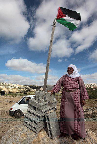 تغییر سیمای پیکار در فلسطین