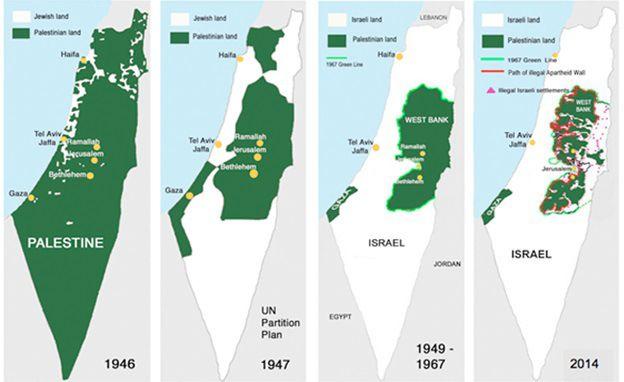 نوار غزه و کرانهی باختری: دو برخورد اسراییل و دو حق انتخاب غمانگیز فلسطین