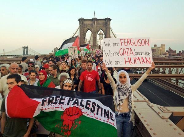 چرا مردم سیاهپوست باید دوشادوش فلسطین بایستند؟