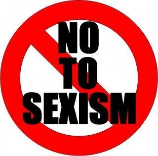 بله، اما شما سکسیست هستید