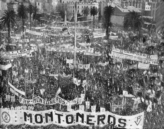 جنبشهای اجتماعی آمریکای لاتین