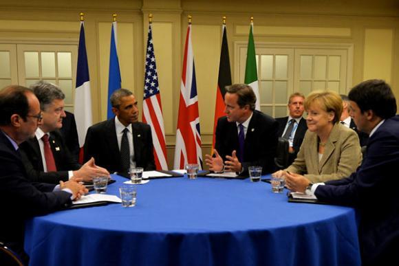بحران ایالات متحد از عراق تا اوکراین