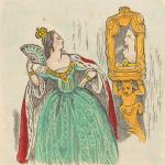 """در بابِ """"احضار تاریخ با نعلبکیِ عباسیِ مزین به نقشِ زنِ گرجیِ زیبا"""""""