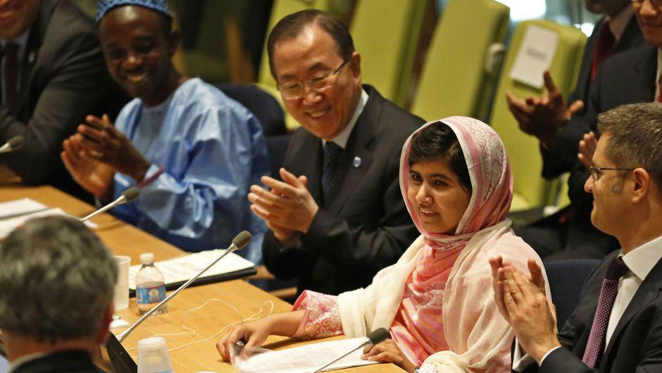 چرا نمیتوانم جایزه صلح نوبل برای ملاله را جشن بگیرم؟
