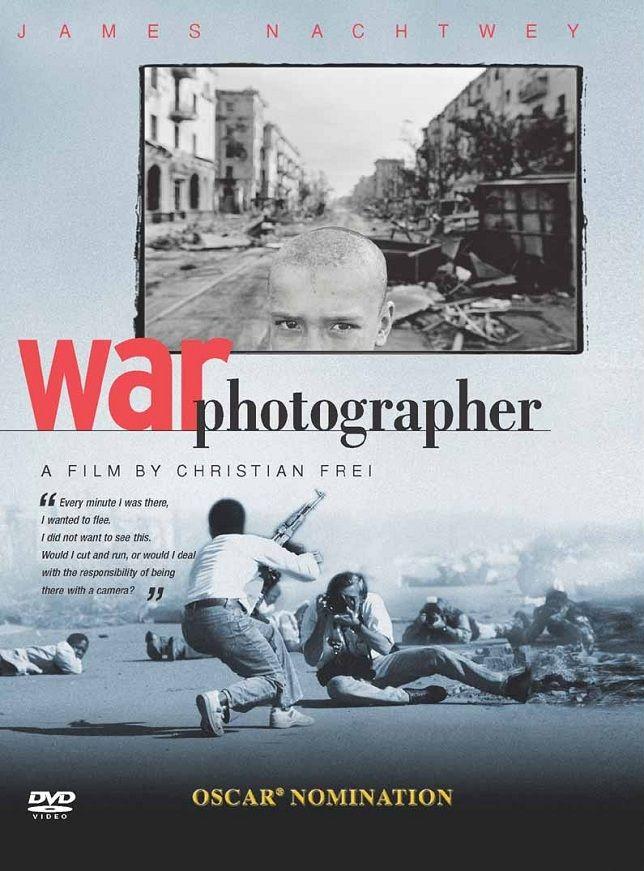 مروری بر مستند کریستین فرِی: «عکاس جنگ»
