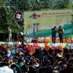 «جوانمردان» میزبان کودکان افغان