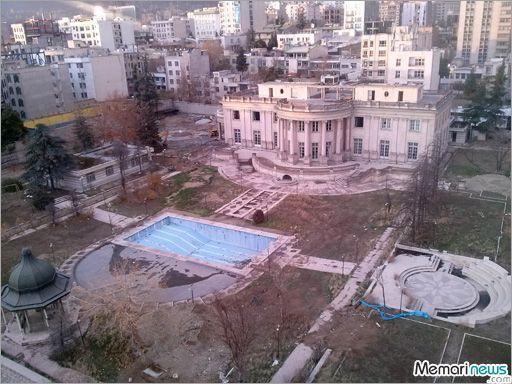 بهجان باغها بهجای خانههای تاریخی