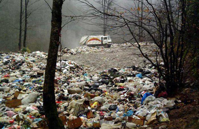 ۲۰ سال تلاش بیسرانجام برای خروج زباله از جنگلهای شمال