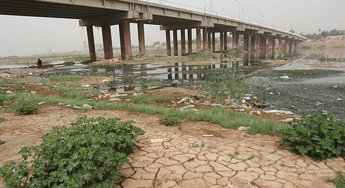 کارون در محاصره بحرانهای زیستمحیطی جان میدهد
