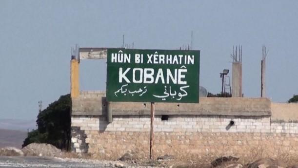 معركة كوباني