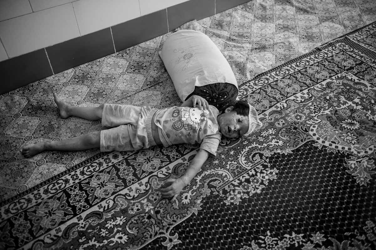 پدر سمیه مهری: خواسته ما اعدام است