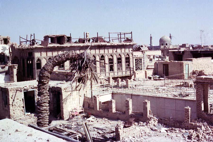 زخمهای ناسور خرمشهر
