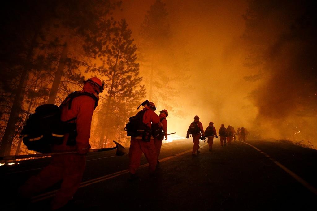 زندانیان آمریکایی با ۱ دلار در آتشنشانی به کار گرفته میشوند
