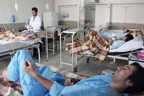 بیمارستانهای مشهد در حال انفجارند