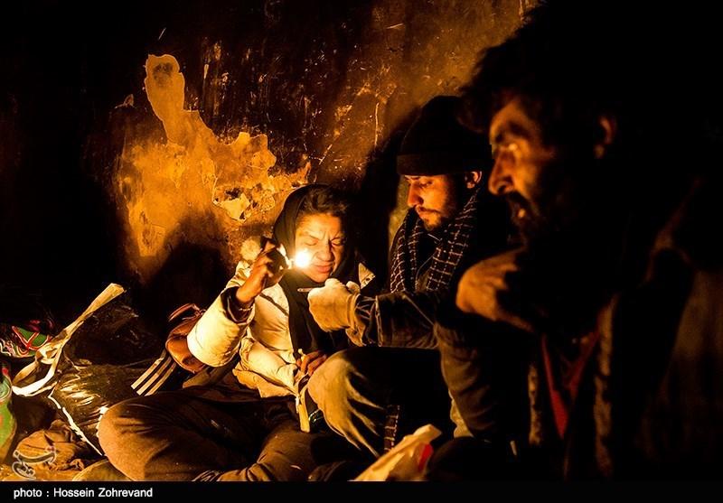 شبهای تهران؛ نیمه تاریک ماه؛ زیر چرخ توسعه