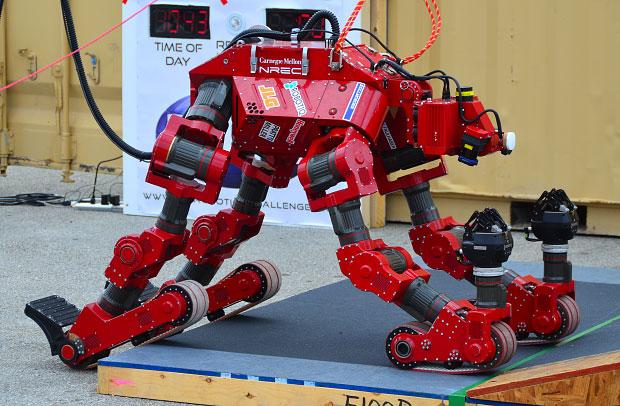 روبات چیمپ
