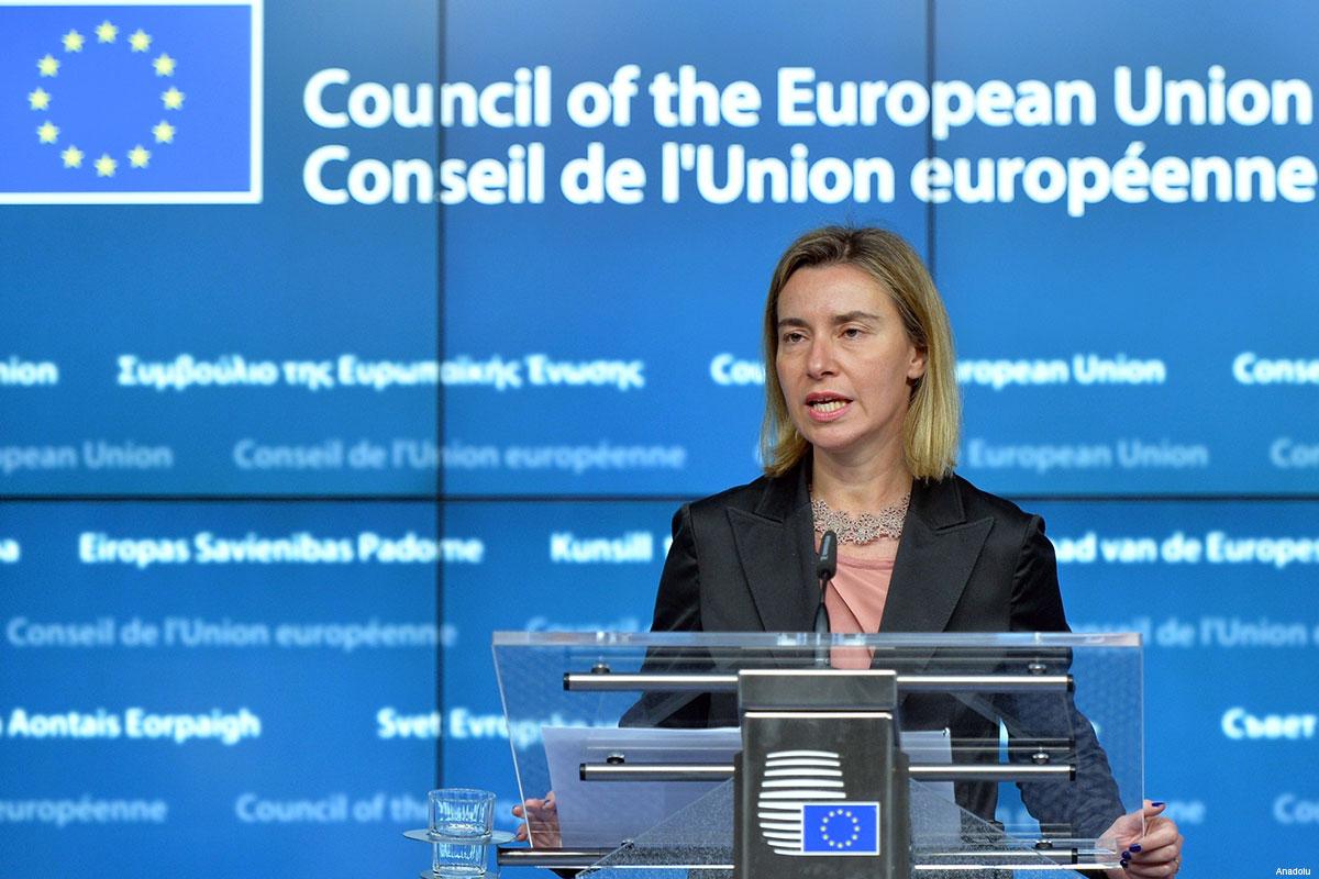 برچسب «ساخت فلسطین اشغالی» به زودی در اتحادیه اروپا