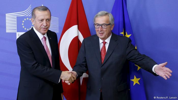 داد و ستد اتحادیه اروپا و ترکیه بر سر پناهندگان سوری