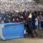 اعتراضات دانشجویی؛ افزایش شهریه در آفریقای جنوبی منتفی شد