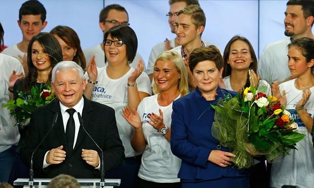 پیروزی ناسیونالیستهای افراطی در انتخابات لهستان