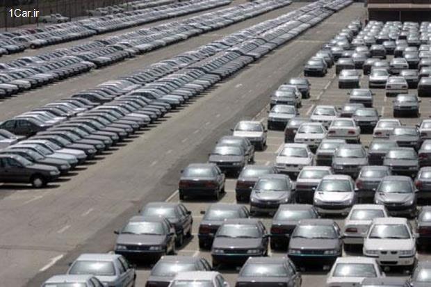 کاهش تولید ایران خودرو؛ روزانه ۹۱۰ دستگاه