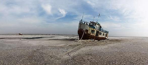 طرح نجات دریاچه ارومیه شکست خورده است