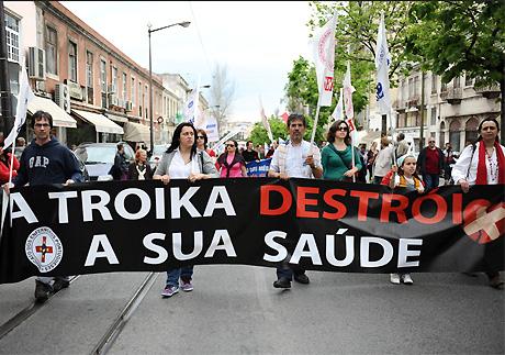 رئیسجمهور پرتغال مانع تشکیل دولت احزاب چپگرا شد