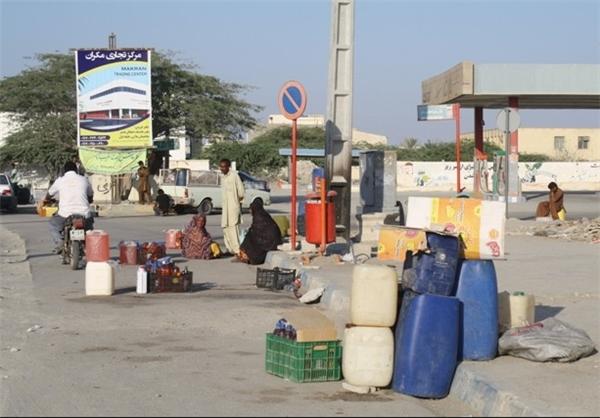 بنزین در جاسک به لیتری دو هزار تومان رسید