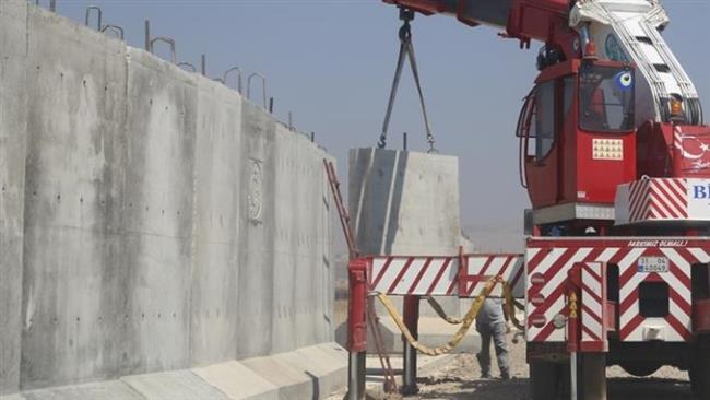 چرا دیوارهای مرزی بیمصرفند؟