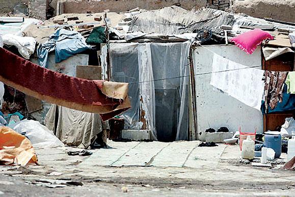یک سوم جمعیت ایران در وضعیت بد مسکنی