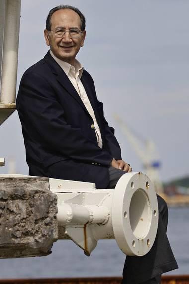 فاروق الکسیم- پدر سیاست نفتی نروژ