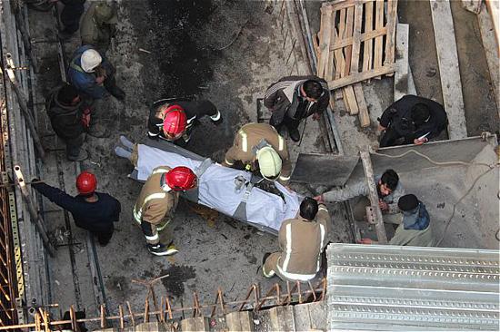مرگ ۵۴ کارگر ساختمانی در ۸ ماه نخست سال در مازندران