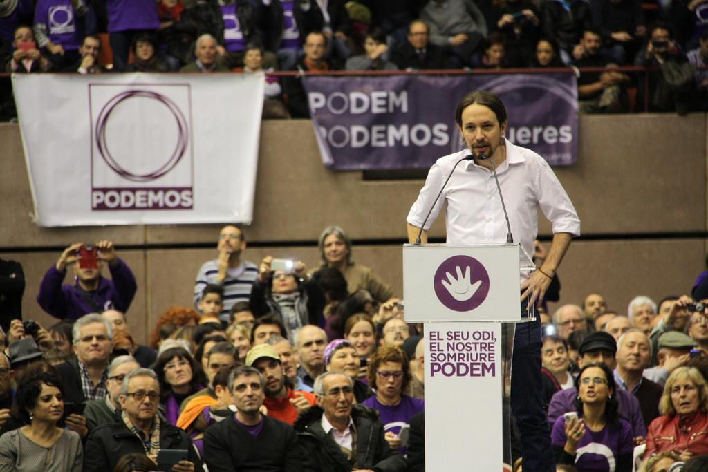 پودموس و آینده دموکراسی در اروپا
