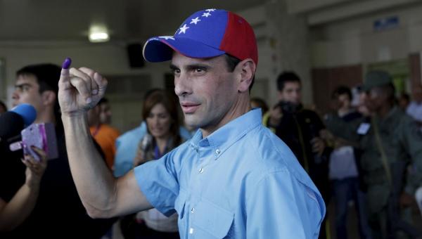 شکست سخت حزب حاکم ونزوئلا در انتخابات پارلمان