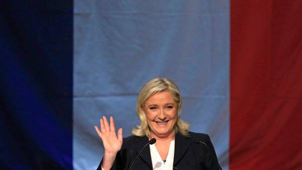 پیروزی بزرگ راست افراطی در انتخابات منطقهای فرانسه