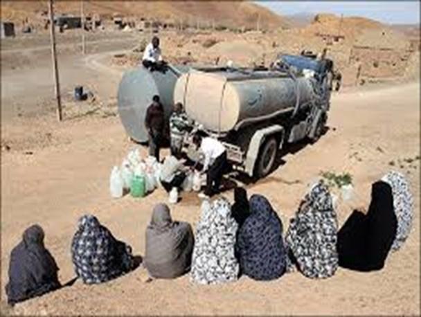 وجود ۱۳۰۰ روستای فاقد آب در سیستان و بلوچستان