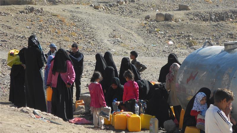 چهارده میلیون گرسنه در یمن: فقط امیدواریم زنده بمانیم