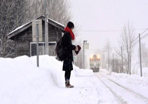 قطاری که سالهاست فقط یک مسافر دارد