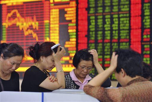 بحران در بازارهای بورس چین