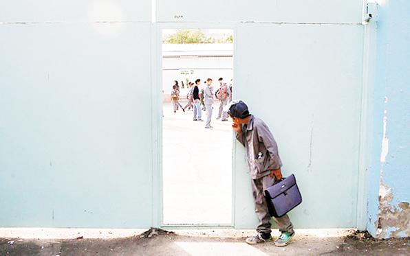 اخراج دانشآموز افغان اینبار در پاکدشت