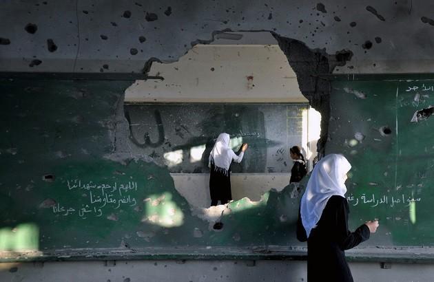 نقض سیستماتیک حق آموزش در فلسطین