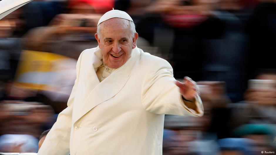 بازی پاپ فرانسیس در یک فیلم سینمایی