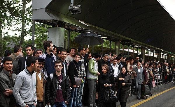نزدیک ۷ میلیون تهرانی کار نمیکنند