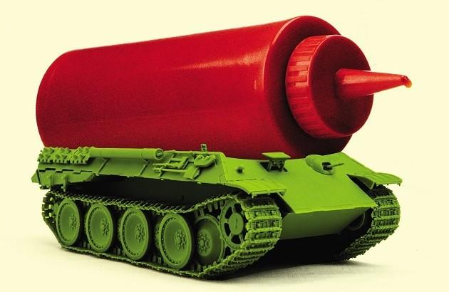 ارتش آمریکا در جستجوی چیتوز