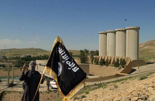 سد موصل در آستانه فروپاشی؛ بیش از یک میلیون نفر عراقی در خطر