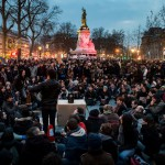 «قیام شبانه» در شهرهای فرانسه