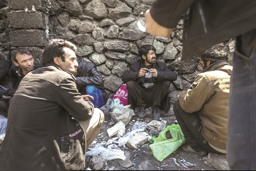 زندگی «سایهها» زیر پل مدیریت تهران