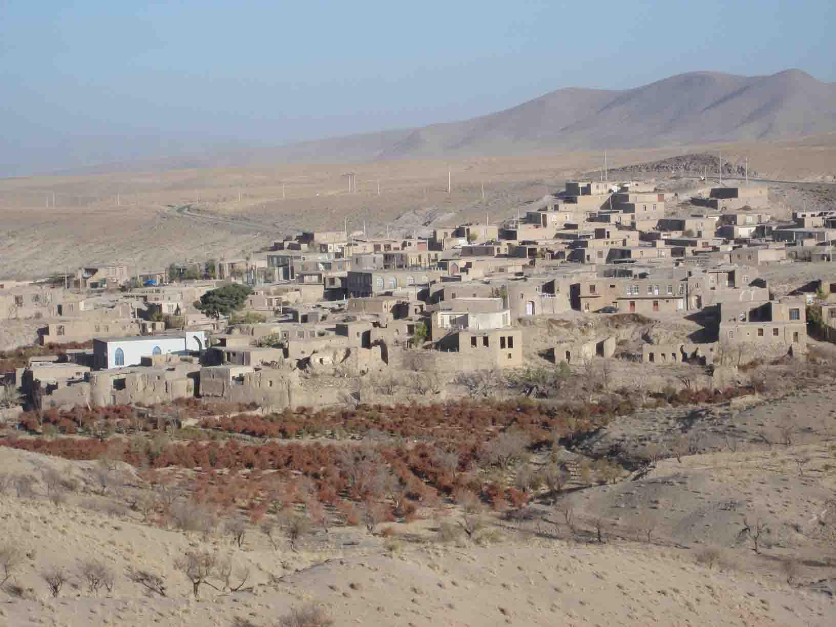 تخلیه ٣۴هزار روستا و آبادی ایران در پنجاه سال گذشته