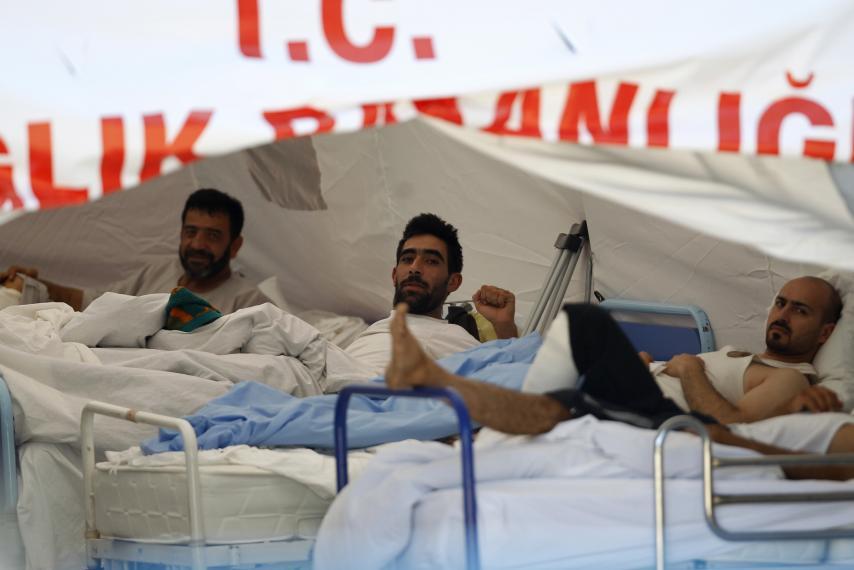 پناهجویان سوری برای زندهماندن، اعضای بدن خود را میفروشند